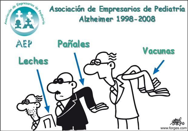 Alzheimer 1998-2008 AEP