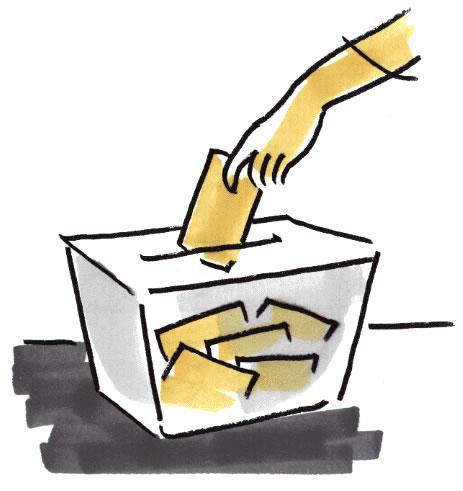 En persona o por correo no dejes de votar por el cambio en la AEP