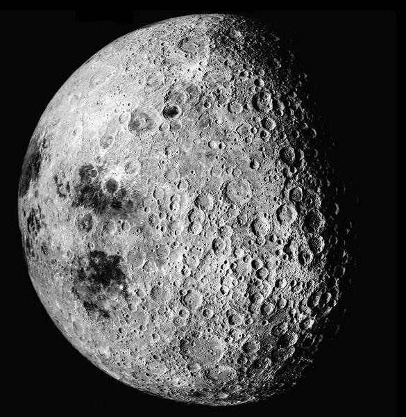 Cara oculta de la Luna
