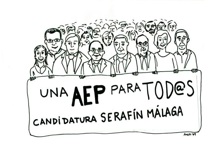 Candidatura de la candidatura Una AEP para Tod@