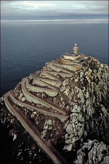 Faro de la Isla norte