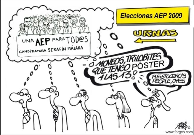 Todos quieren votar a Serafín Málaga en Zaragoza