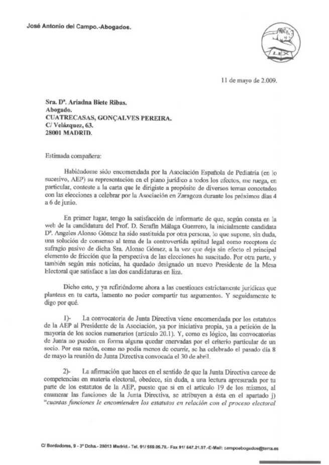 Respuesta abogados AEP 1
